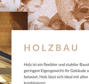 Holzbau Hoiss, Ohlstadt